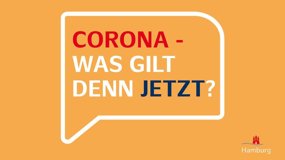 Die aktuellen Informationen für den Umgang mit dem Corona-Virus in Hamburg finden Sie mit einem Klick auf das Bild.